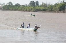 Việc tìm kiếm nạn nhân mất tích tại Bạc Liêu gặp nhiều khó khăn
