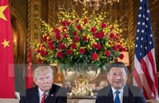 Tổng thống Mỹ và Chủ tịch Trung Quốc hội đàm cấp nguyên thủ