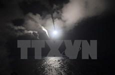 """Tấn công Syria : Một mũi tên nhắm 7 """"đích"""" của Donald Trump"""