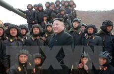 """Tình hình Bán đảo Triều Tiên đang rơi vào """"vòng xoáy dữ dội"""""""