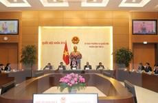 Ủy ban Thường vụ Quốc hội sẽ chất vấn và trả lời hai nhóm vấn đề