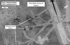 Nga, Mỹ nhất trí không tái diễn các cuộc tấn công nhằm vào Syria