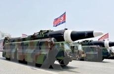 Thủ tướng Nhật Bản kêu gọi Triều Tiên tránh các hành động khiêu khích