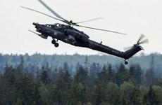 Rơi trực thăng quân đội tại Hy Lạp, 4 người thiệt mạng