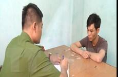 Bắt nhóm đối tượng dùng hung khí truy sát người tại Nam Định