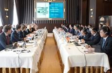 Việt Nam-Hà Lan bàn về thích ứng với biến đổi khí hậu và quản lý nước