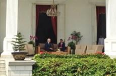 Phó Tổng thống Mỹ Mike Pence bắt đầu chuyến thăm Indonesia