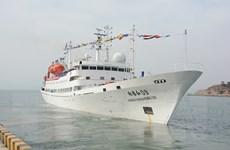 Trung Quốc thử nghiệm tàu lặn Giao Long trước khi thám hiểm Biển Đông