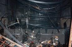 Hỏa hoạn bất ngờ bùng phát tại Bệnh viện Đa khoa Tuyên Quang