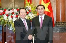 Quan hệ Việt Nam-Hàn Quốc đã có những bước phát triển mạnh mẽ