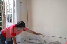 Nứt đất bất ngờ trong đêm tại Đà Lạt, nhiều căn nhà bị sụt lún