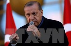 """Tổng thống Thổ Nhĩ Kỳ hy vọng quan hệ với Mỹ sẽ """"sang trang mới"""""""
