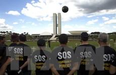 Brazil đối mặt với cuộc đình công lớn nhất trong lịch sử