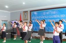 Hội người Campuchia gốc Việt Nam kỷ niệm 42 năm Ngày thống nhất