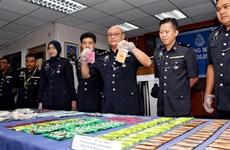 Một phụ nữ Việt Nam bị Malaysia bắt giữ vì buôn bán ma túy