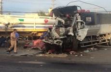 Tai nạn giao thông trên Quốc lộ 51 khiến 2 người tử vong
