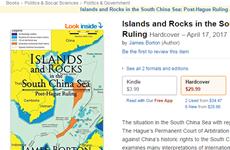 Sách hội thảo về Biển Đông tại Việt Nam đến với bạn đọc Mỹ