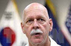 Đô đốc Scott Swift: Mỹ không thay đổi lập trường về Biển Đông