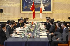 Ngoại trưởng Kishida: Nhật Bản ủng hộ Việt Nam toàn diện
