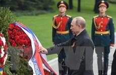 Tổng thống Nga khẳng định bài học lịch sử của Ngày Chiến thắng