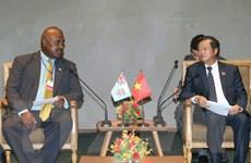 Việt Nam sẵn sàng hợp tác chia sẻ kinh nghiệm lập pháp với CH Fiji