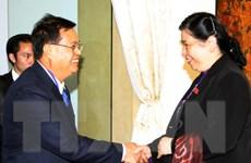 Việt Nam muốn Lào hỗ trợ điều tiết nguồn nước sông Mekong