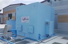 Công nghệ xử lý nước thải Hàn Quốc chiếm ưu thế tại Entech 2017
