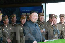 Triều Tiên đề nghị FATF hỗ trợ điều tra vụ mưu sát ông Kim Jong-un