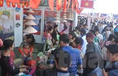 Việt Nam cùng 93 quốc gia dự Hội chợ văn hóa bạn bè tại Mexico
