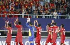 """U20 World Cup 2017: Khi các khán đài Cheonan được """"nhuộm đỏ"""""""