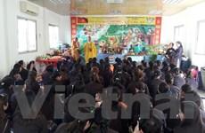 Cộng đồng người Việt Nam tại Angola mừng Đại lễ Phật Đản