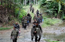 Philippines tìm kiếm cơ hội hợp tác quân sự với Trung Quốc, Nga