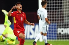 Truyền thông New Zealand đánh giá về trận đấu với U20 Việt Nam