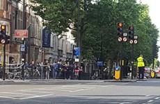 Nhà ga Victoria Coach tại London bị đóng cửa vì gói đồ khả nghi