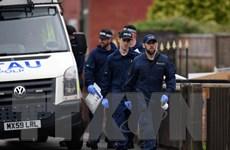 Cảnh sát Anh bắt thêm hai nghi can trong vụ đánh bom ở Manchester