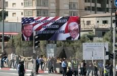 Israel từ chối mọi yêu cầu phát triển nền kinh tế Palestine