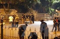 Số thương vong trong vụ nổ trạm xe buýt tại Jakarta tiếp tục tăng