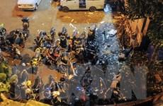 Bắt giữ 3 đối tượng tình nghi trong vụ đánh bom tại Indonesia