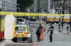 Bắt giữ nhiều kẻ tình nghi trong vụ đánh bom tại Manchester