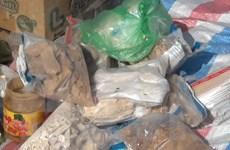 Triệt phá đường dây mua bán trái phép ma túy với số lượng lớn