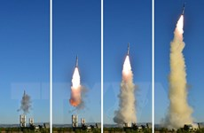 Thủ tướng Nhật Bản lên án vụ thử tên lửa mới nhất của Triều Tiên