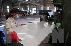 Ban hành biện pháp tự vệ với tôn màu nhập khẩu vào Việt Nam