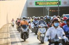 Nhiệt độ tại Hà Nội lên mức cao nhất trong vòng 40 năm qua