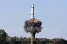 Bộ trưởng Quốc phòng Australia, Nhật, Mỹ thảo luận về Triều Tiên