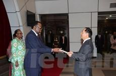 Namibia và Việt Nam tiếp tục phát triển quan hệ hợp tác cùng có lợi