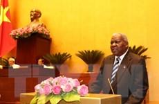 Chủ tịch Quốc hội Cuba phát biểu tại Phiên họp Quốc hội Việt Nam