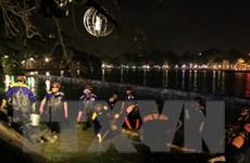 Lấy ý kiến cộng đồng người dân Hà Nội về nạo vét Hồ Gươm