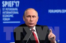 """Bộ phim """"The Putin Interviews"""" đề cập tới quan hệ với Mỹ và NATO"""