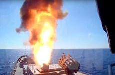 Đường dây nóng quân sự Nga-Mỹ về Syria vẫn hoạt động