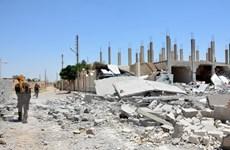 Chiến dịch không kích tại Syria khiến 470 dân thường thiệt mạng
